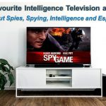My Favourite Intelligence Television and Movies About Spies, Spying, Intelligence and Espionage