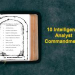 The 10 Intelligence Analyst Commandments