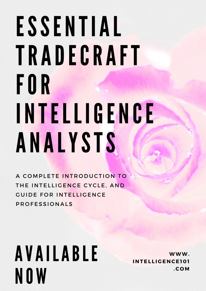 Essential Tradecraft for Intelligence Analysts