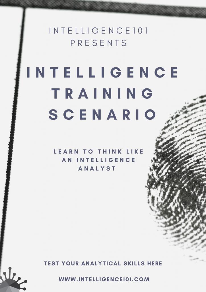 Intelligence Training Scenario